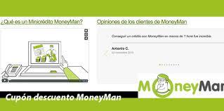Busca  tu Codigo Promocional de MoneyMan